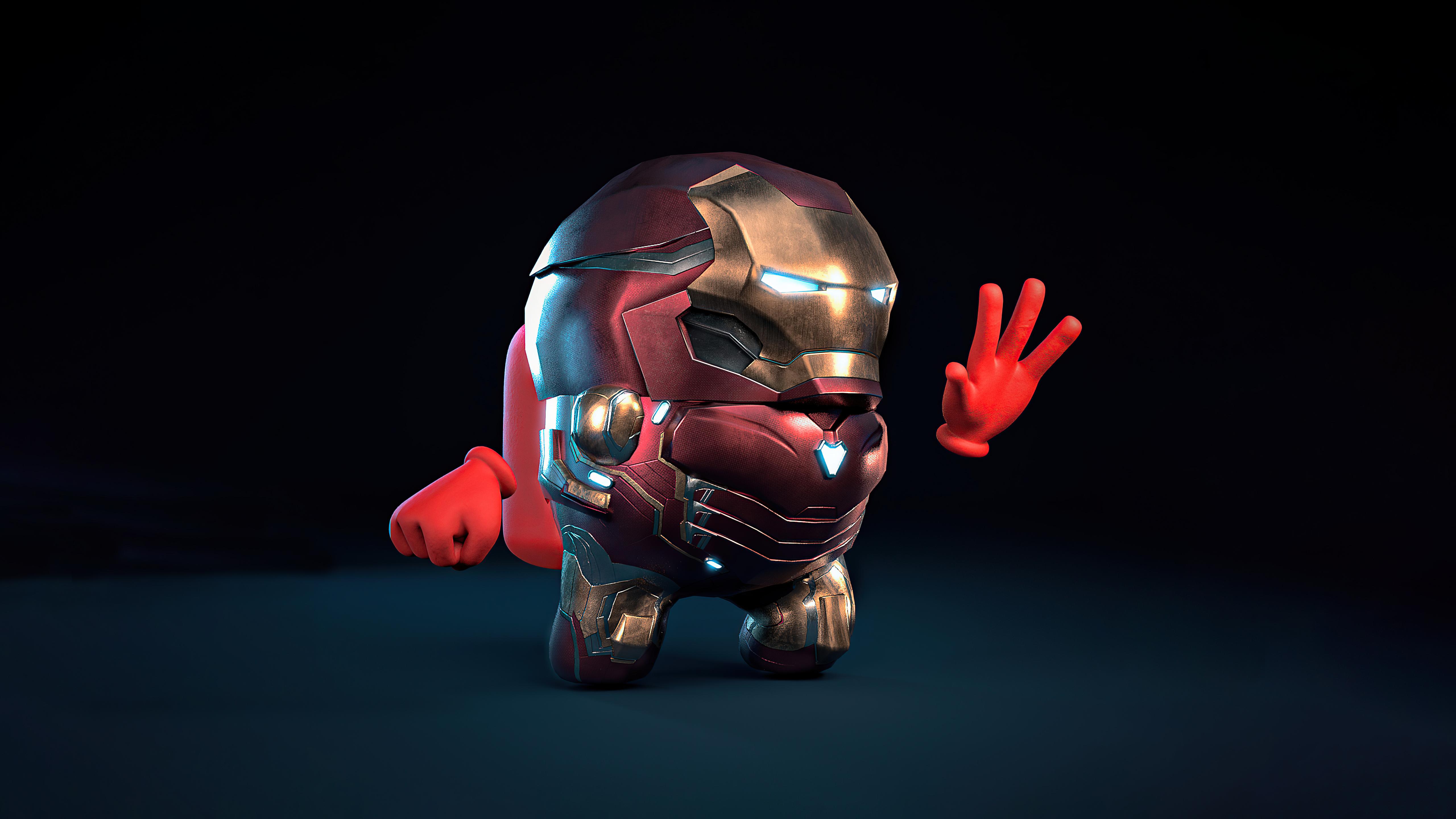 iron man among us 4k 1618136794 - Iron Man Among Us 4k - Iron Man Among Us 4k wallpapers
