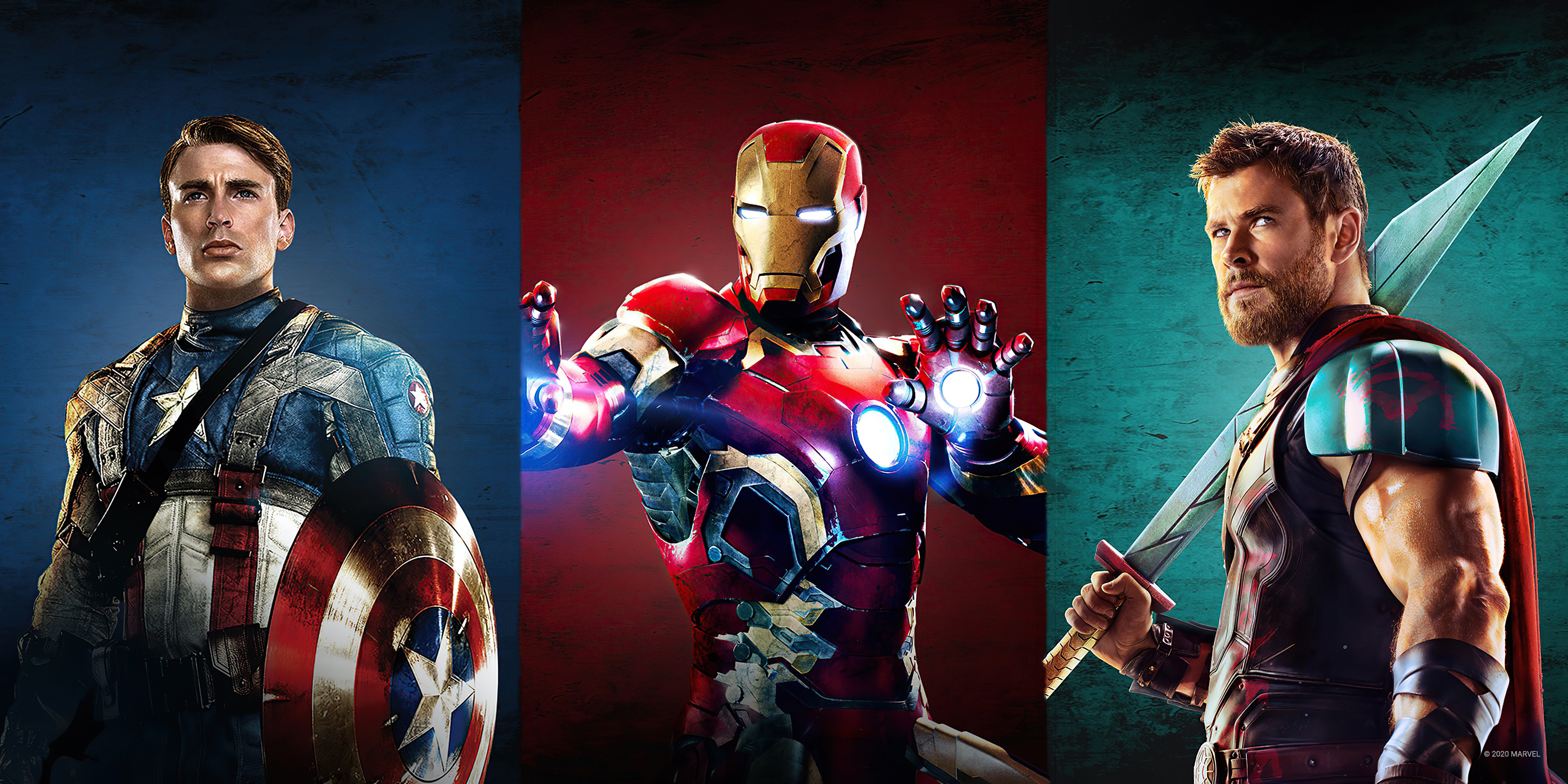 iron man captain america thor 4k 1619215238 - Iron Man Captain America Thor 4k - Iron Man Captain America Thor 4k wallpapers