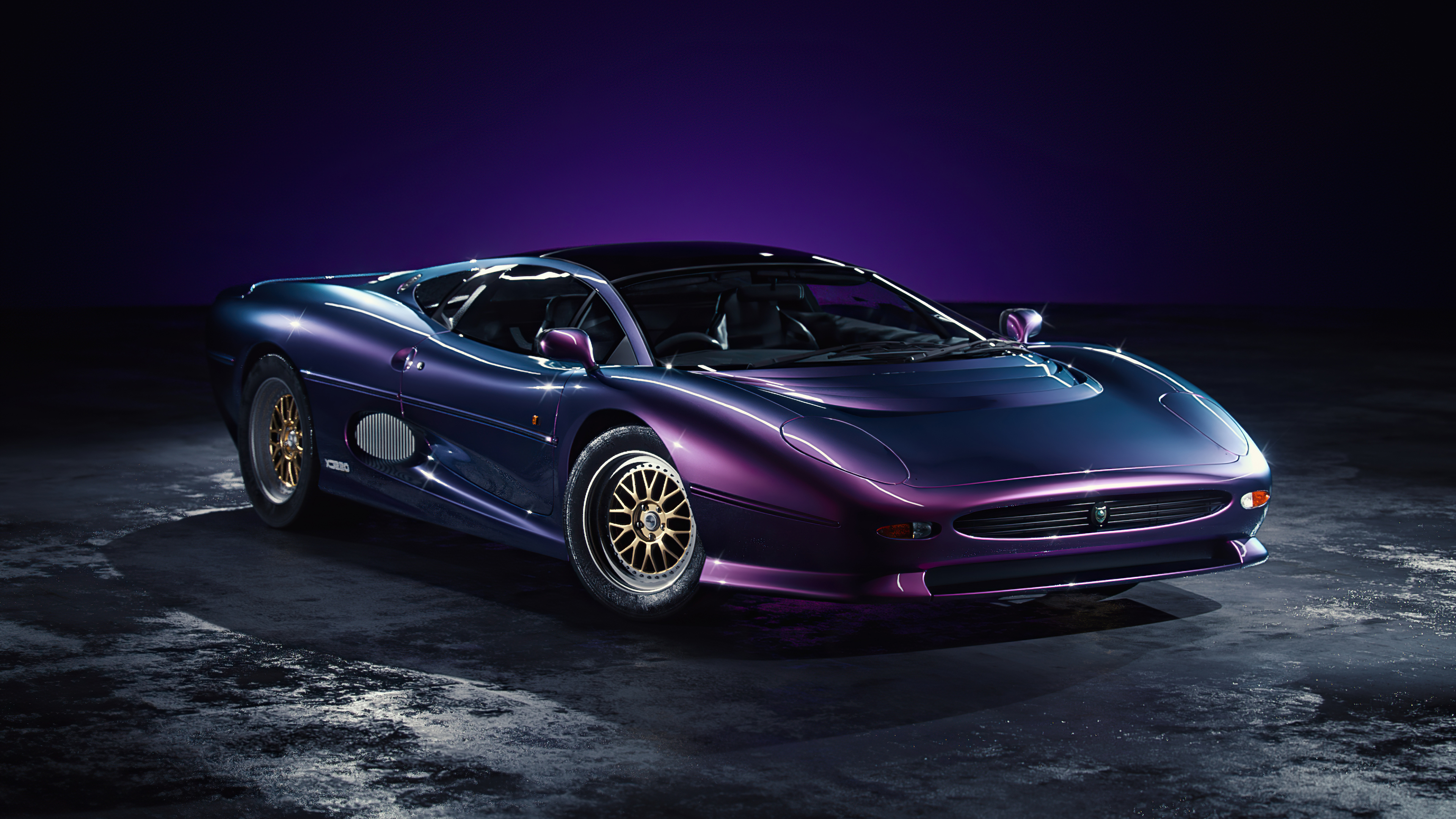 jaguar xj220 purple 4k 1618920903 - Jaguar XJ220 Purple 4k - Jaguar XJ220 Purple 4k wallpapers
