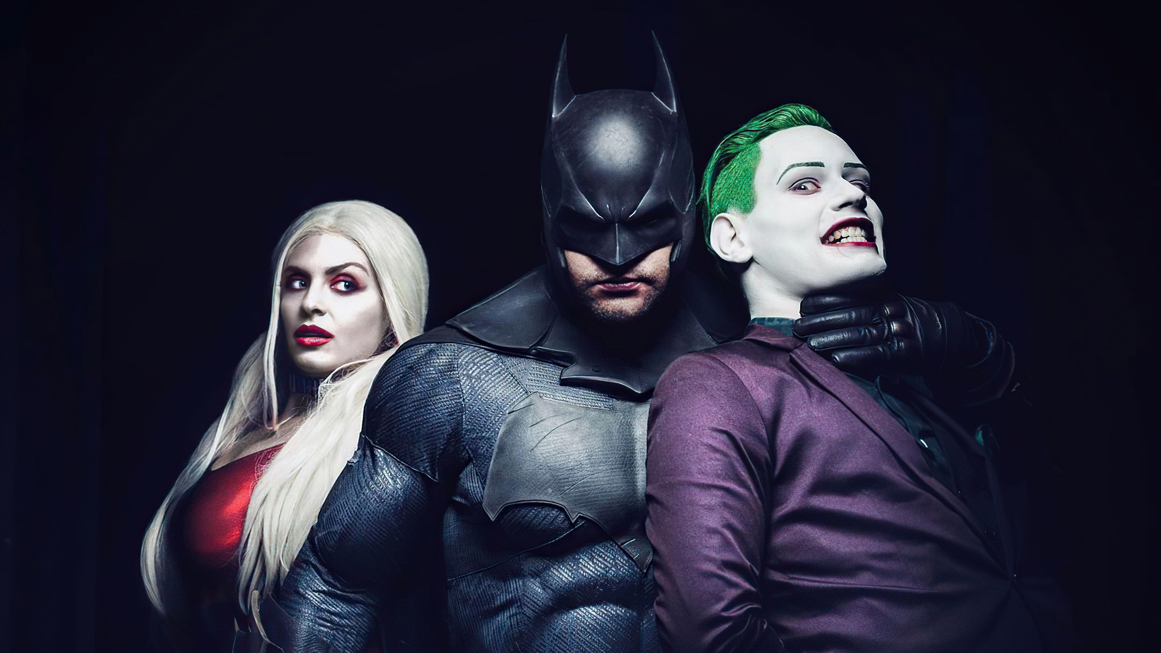 joker batman and harley quinn cosplay 4k 1617446710 - Joker Batman And Harley Quinn Cosplay 4k - Joker Batman And Harley Quinn Cosplay 4k wallpapers