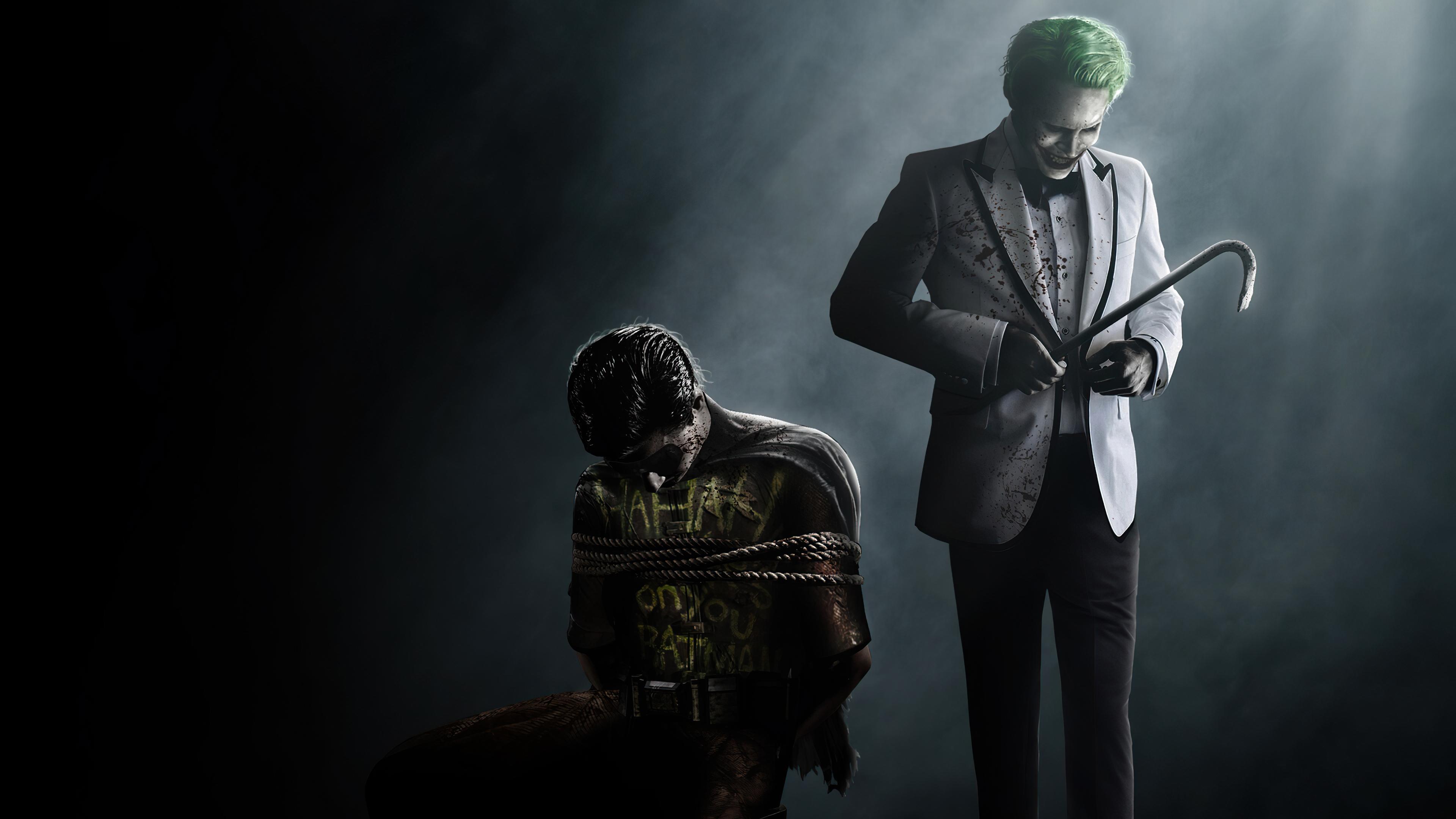 joker kidnap robin 4k 1619216467 - Joker Kidnap Robin 4k - Joker Kidnap Robin 4k wallpapers