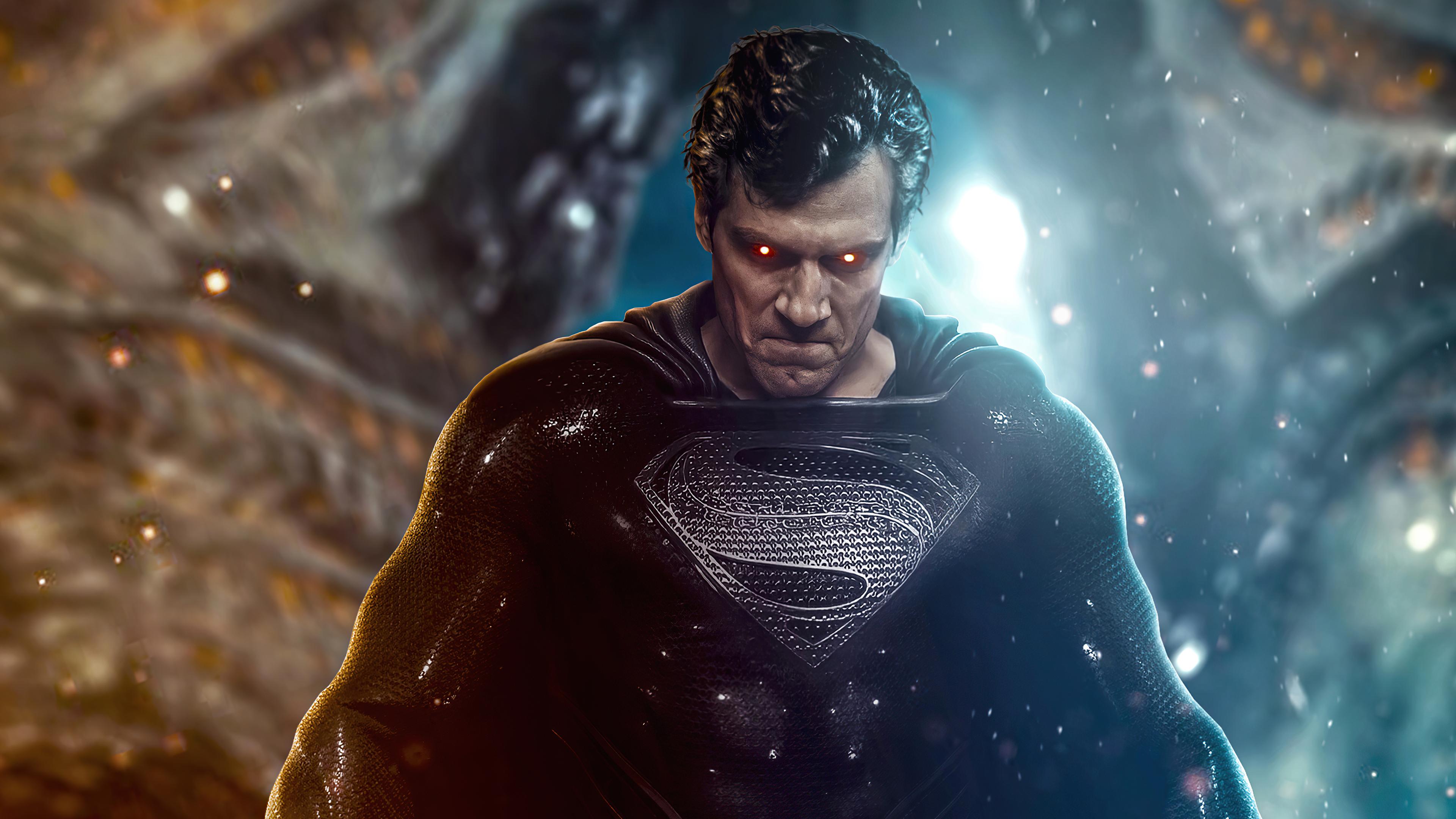 justice league superman black suit 4k 1618165516 - Justice League Superman Black Suit 4k - Justice League Superman Black Suit 4k wallpapers