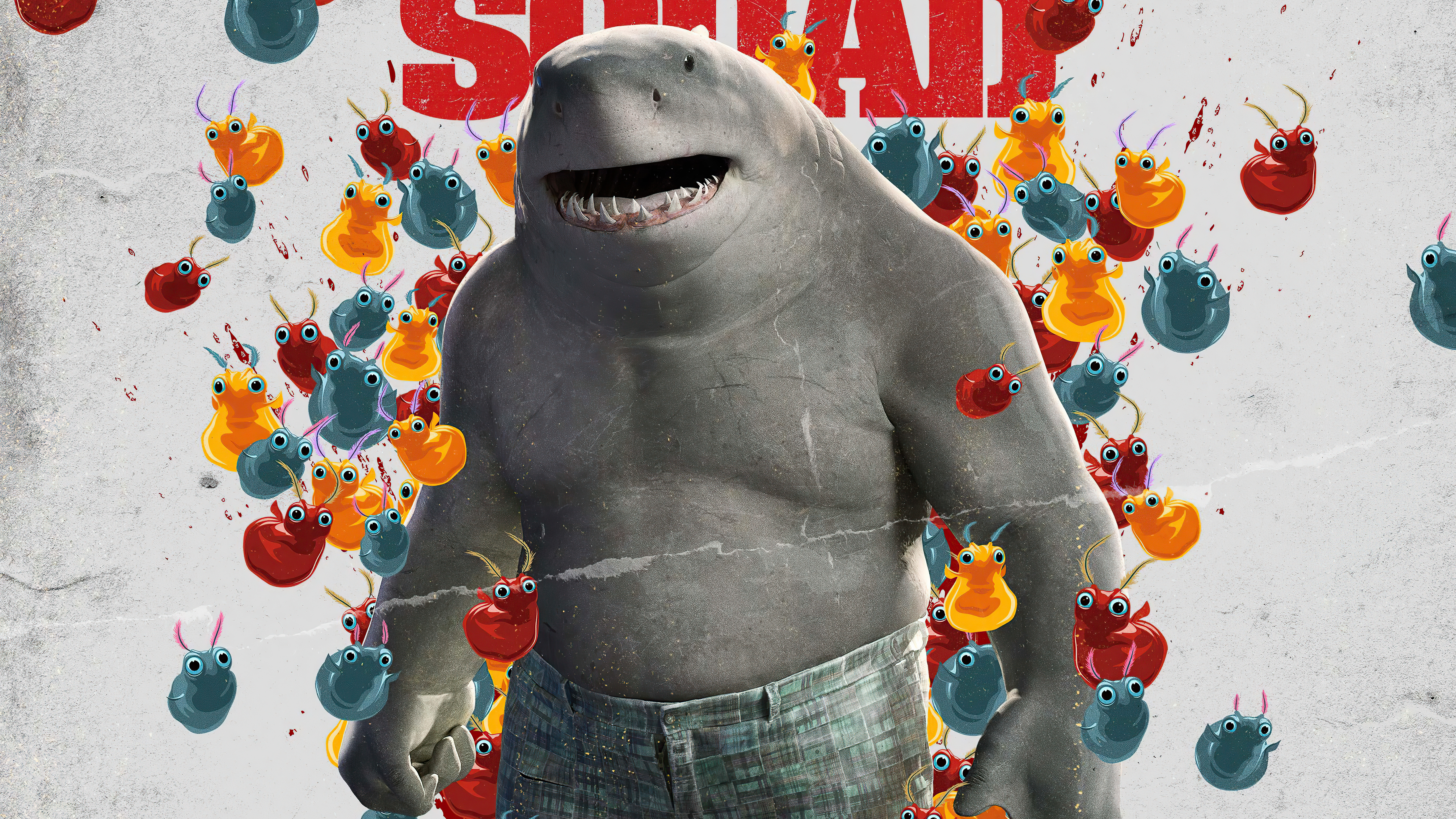 king shark the suicide squad 4k 1618166347 - King Shark The Suicide Squad 4k - King Shark The Suicide Squad 4k wallpapers