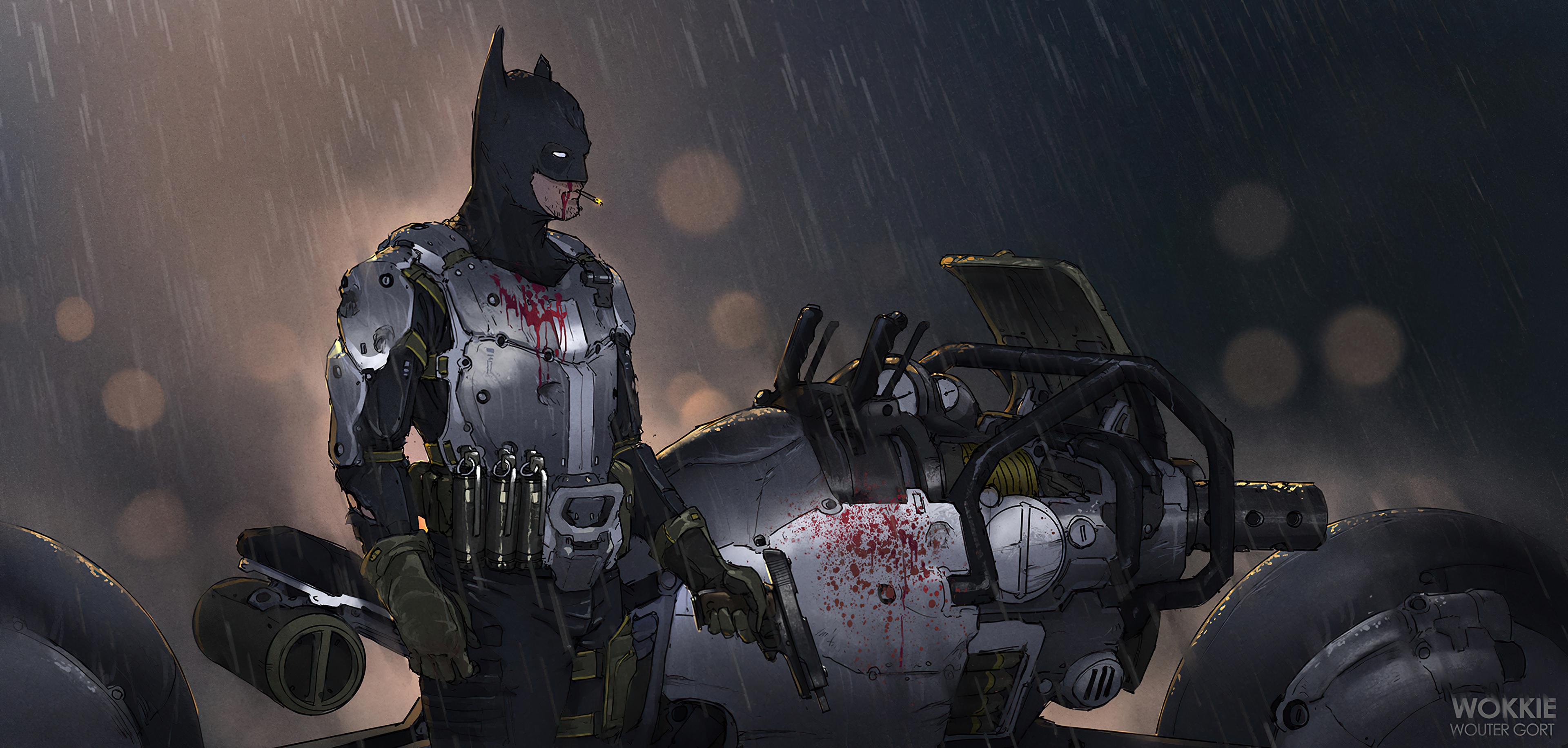 lo fi batman 4k 1617445731 - Lo Fi Batman 4k - Lo Fi Batman 4k wallpapers