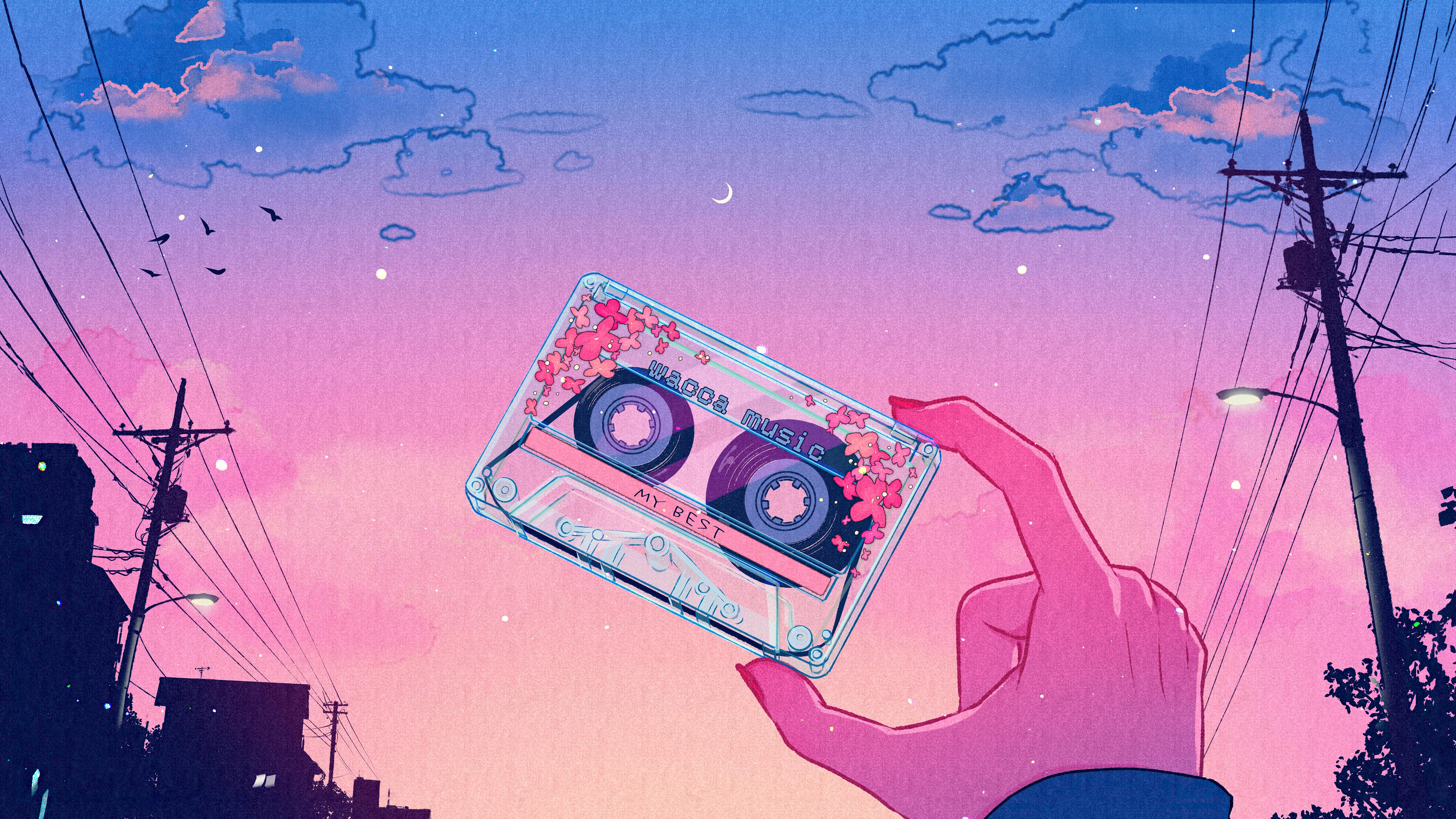 my best casette playlist 4k 1618133576 - My Best Casette Playlist 4k - My Best Casette Playlist 4k wallpapers