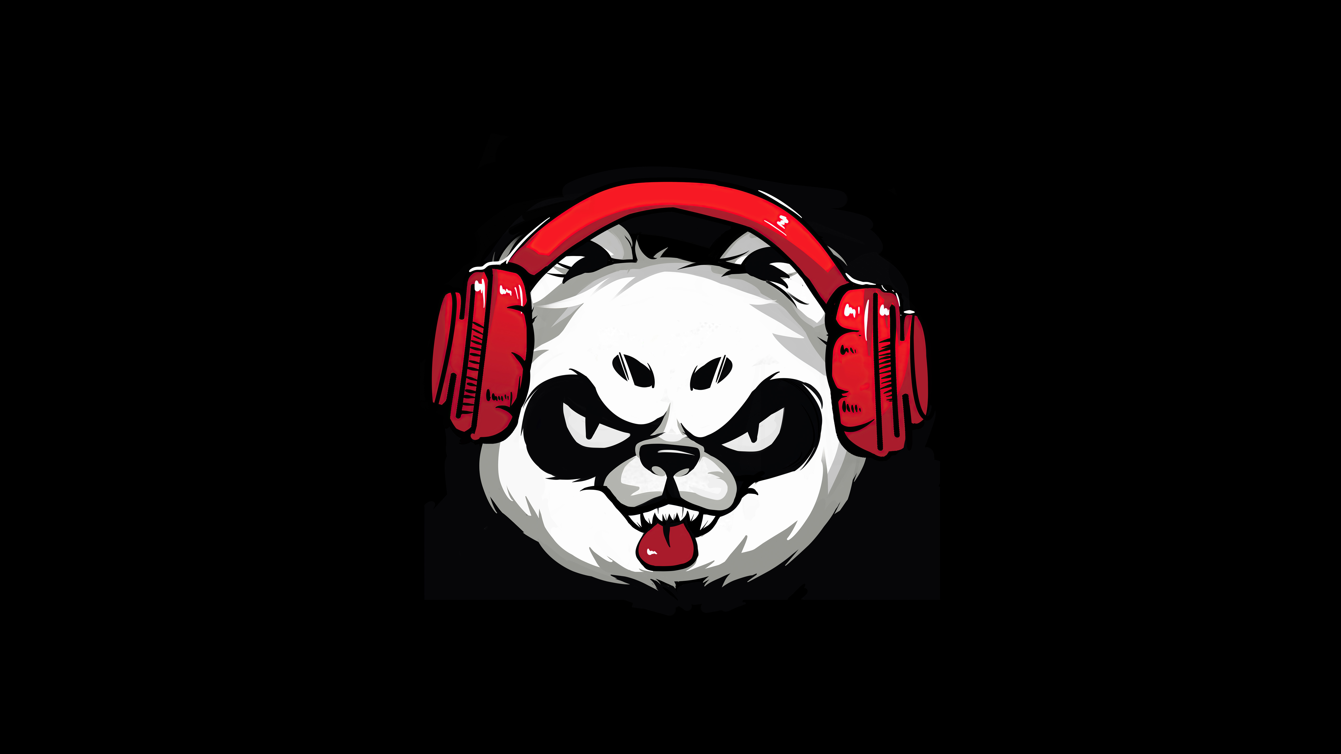 naughty panda minimal 4k 1618132912 - Naughty Panda Minimal 4k - Naughty Panda Minimal 4k wallpapers