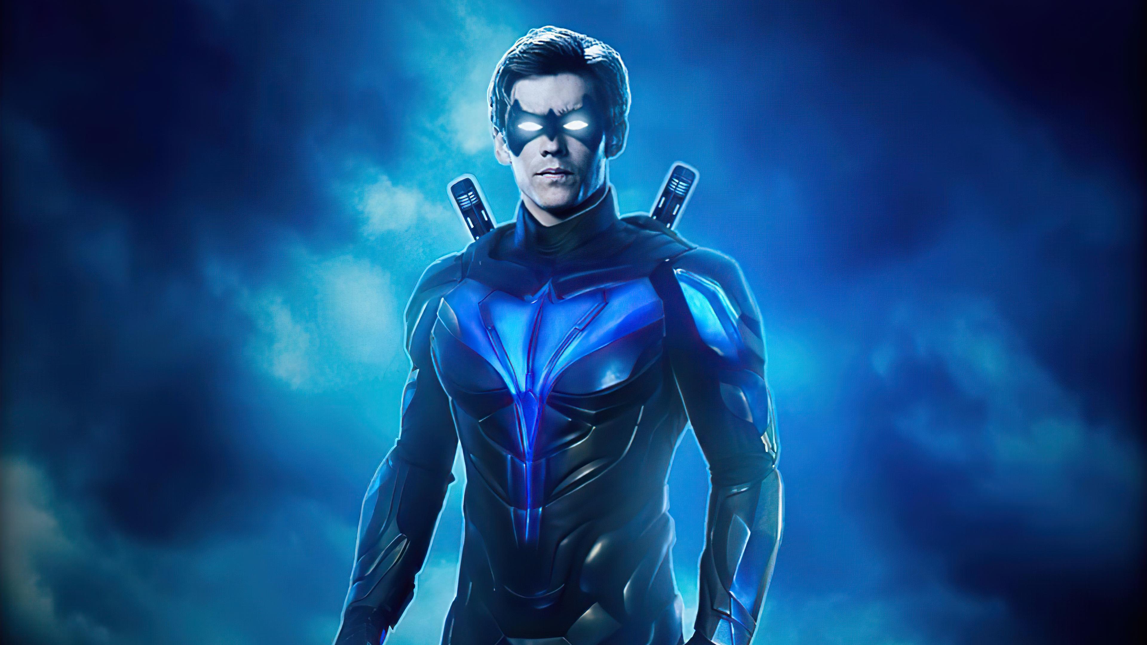 nightwing blue suit 4k 1617445731 - Nightwing Blue Suit 4k - Nightwing Blue Suit 4k wallpapers