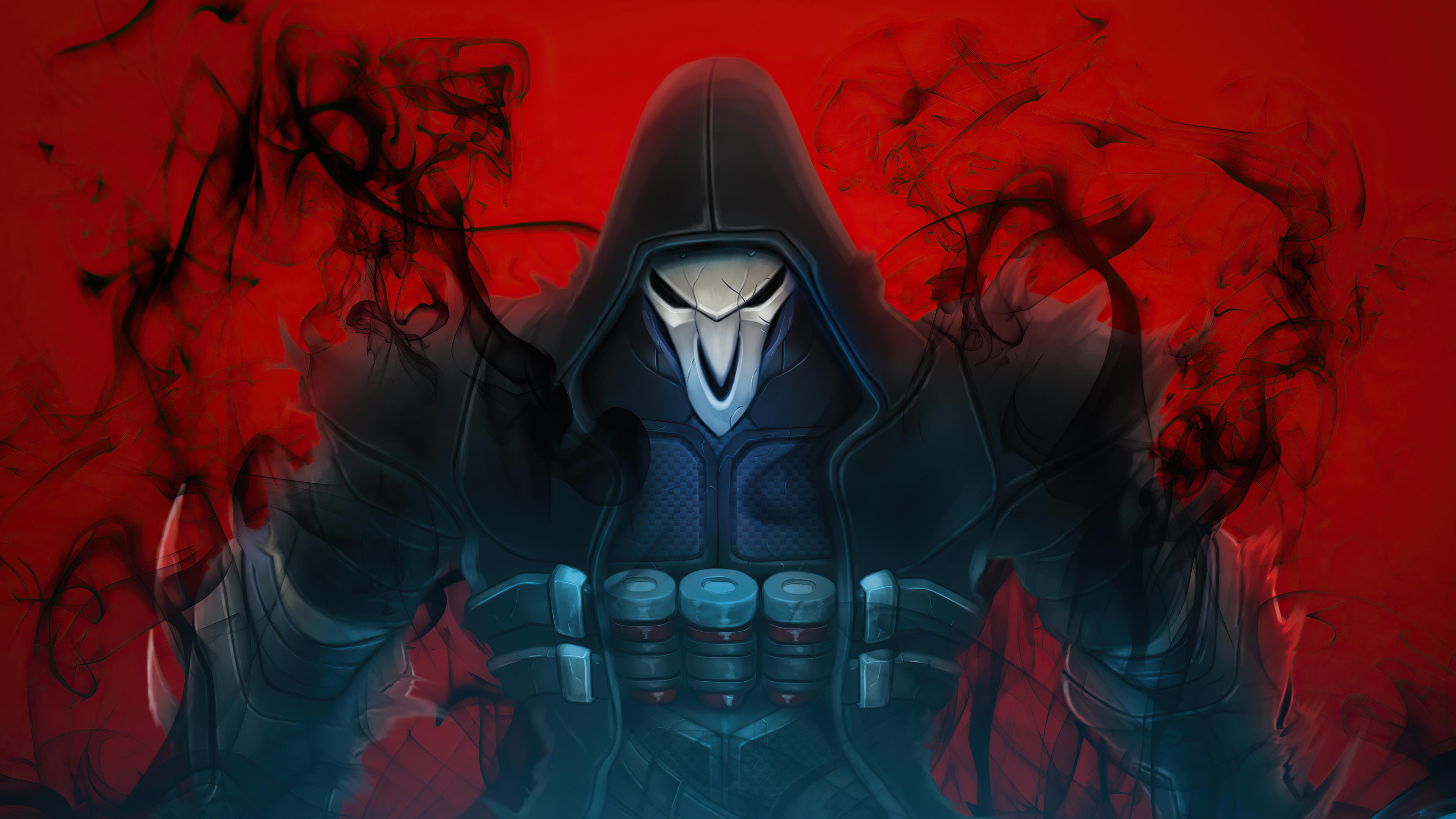 reaper overwatch fanart 4k 1618136612 - Reaper Overwatch Fanart 4k - Reaper Overwatch Fanart 4k wallpapers