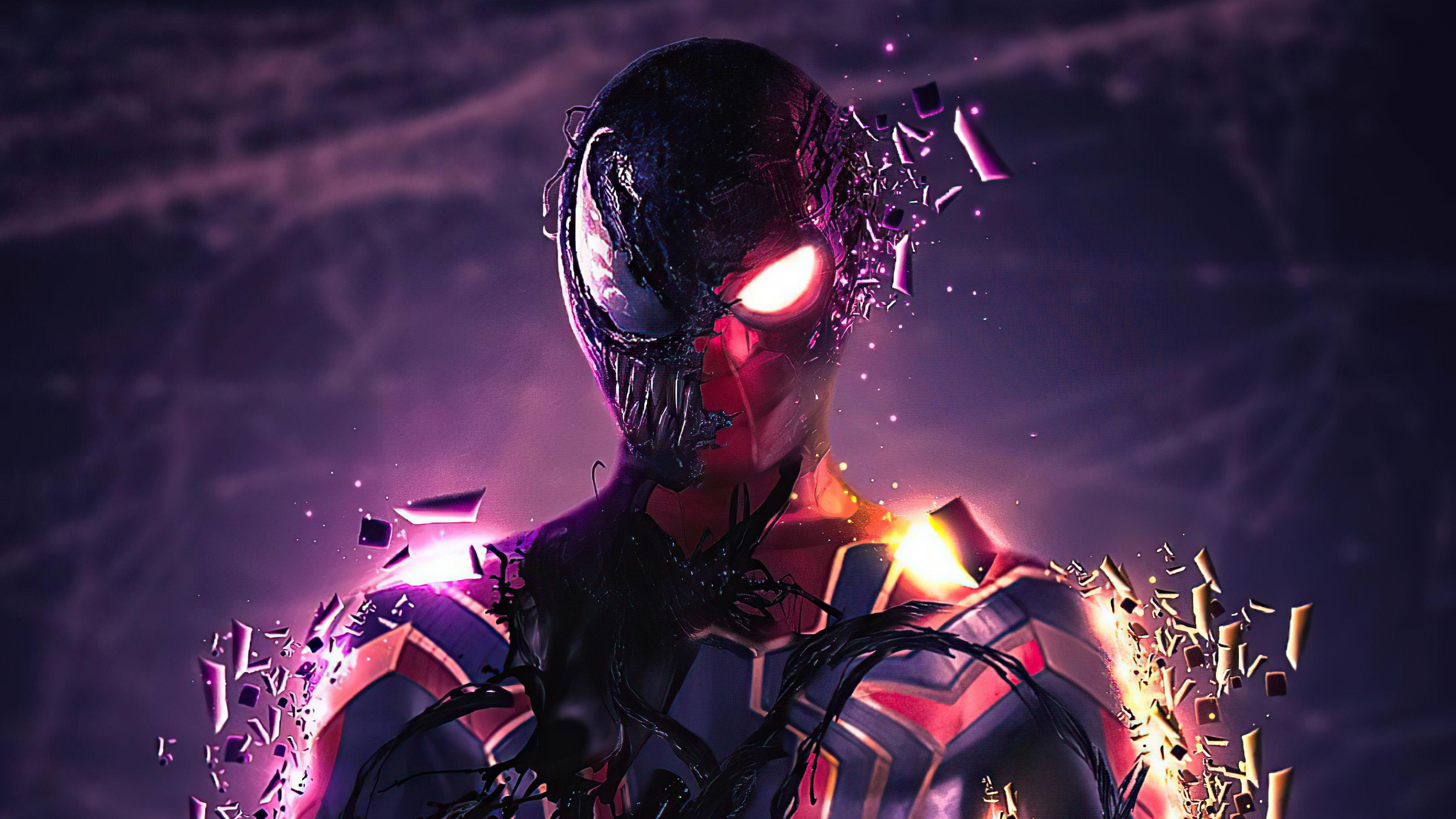 spidey venom 4k 1619216109 - Spidey Venom 4k - Spidey Venom 4k wallpapers