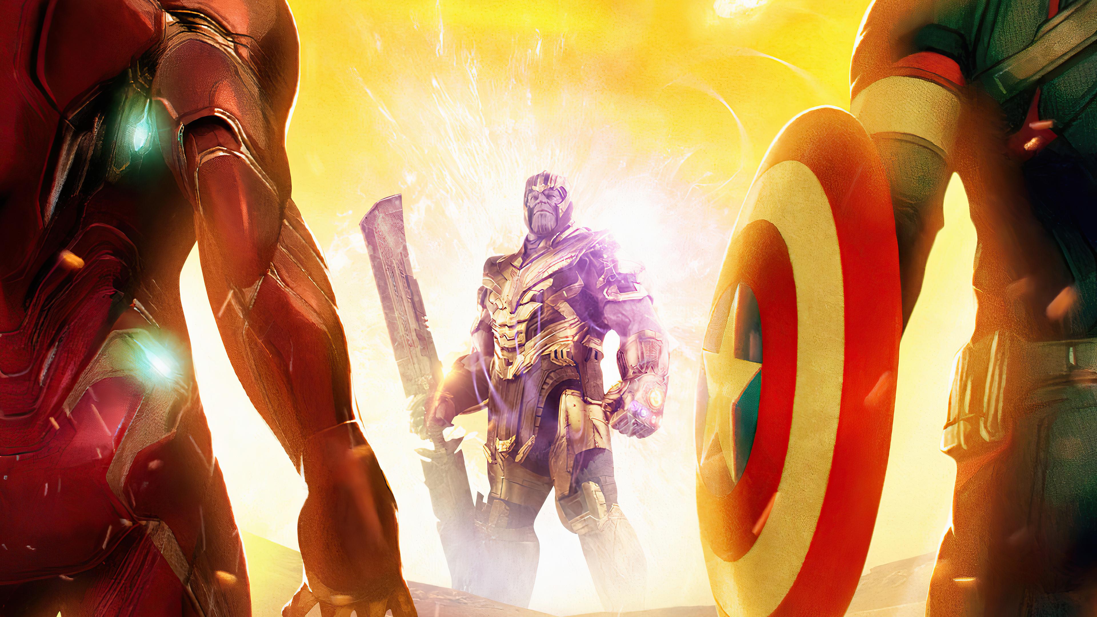 thanos avengers end game 4k 1619216301 - Thanos Avengers End Game 4k - Thanos Avengers End Game 4k wallpapers