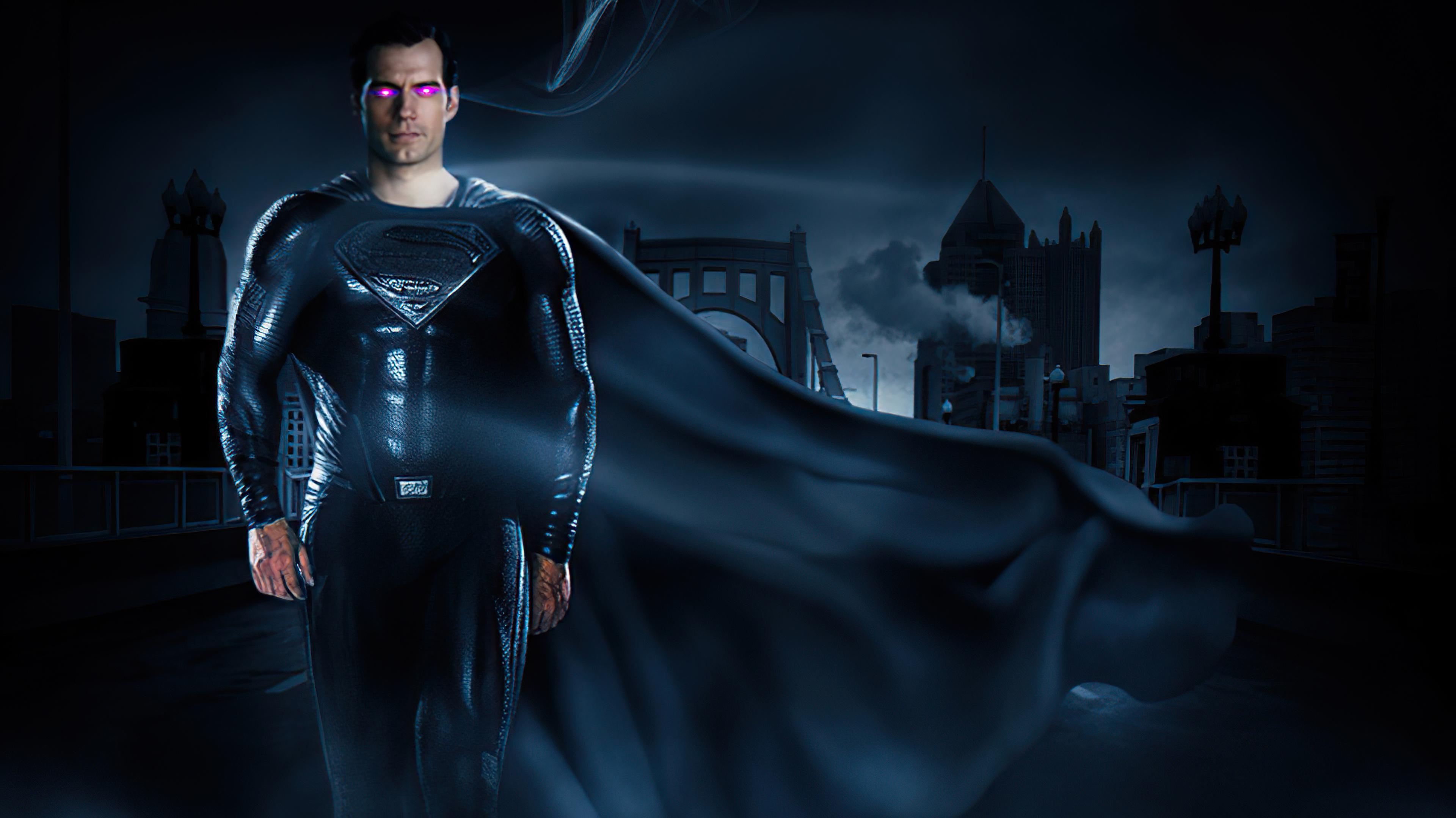 the superman black suit 4k 1617446728 - The Superman Black Suit 4k - The Superman Black Suit 4k wallpapers