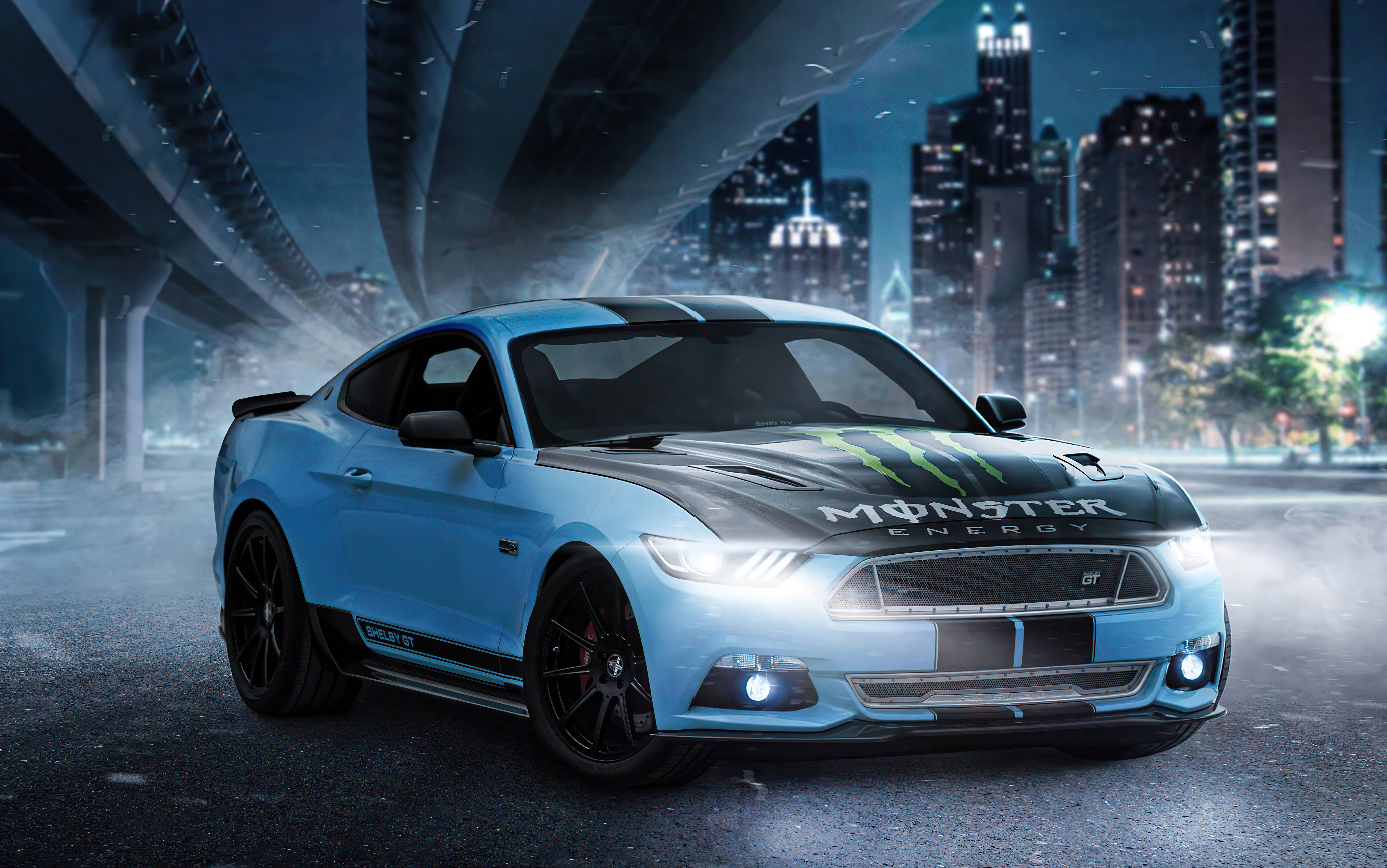 ford mustang skyblue on streets 4k 1620169892 - Ford Mustang Skyblue On Streets 4k - Ford Mustang Skyblue On Streets 4k wallpapers