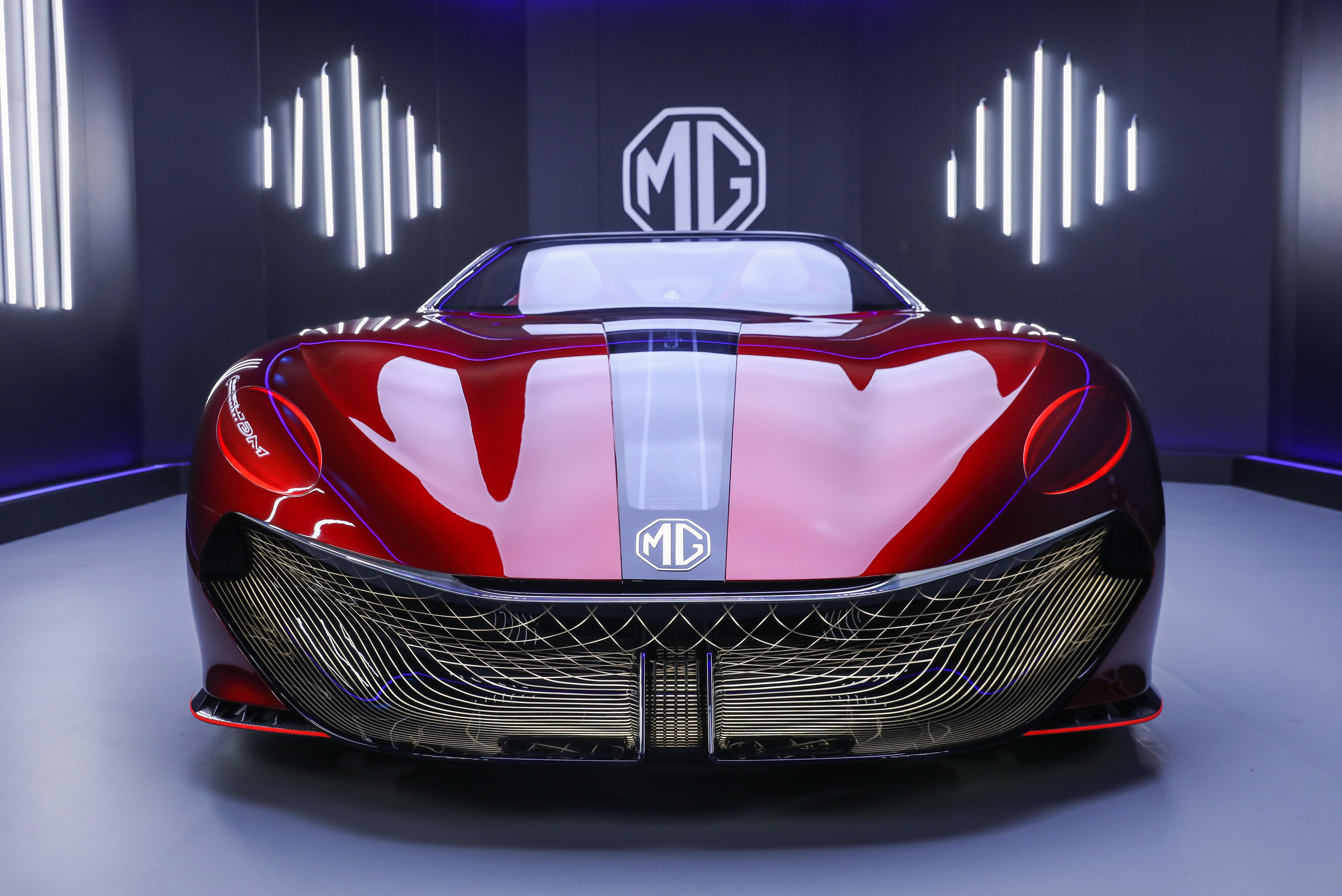 mg cyberster concept 2021 4k 1620170853 - MG Cyberster Concept 2021 4k - MG Cyberster Concept 2021 4k wallpapers