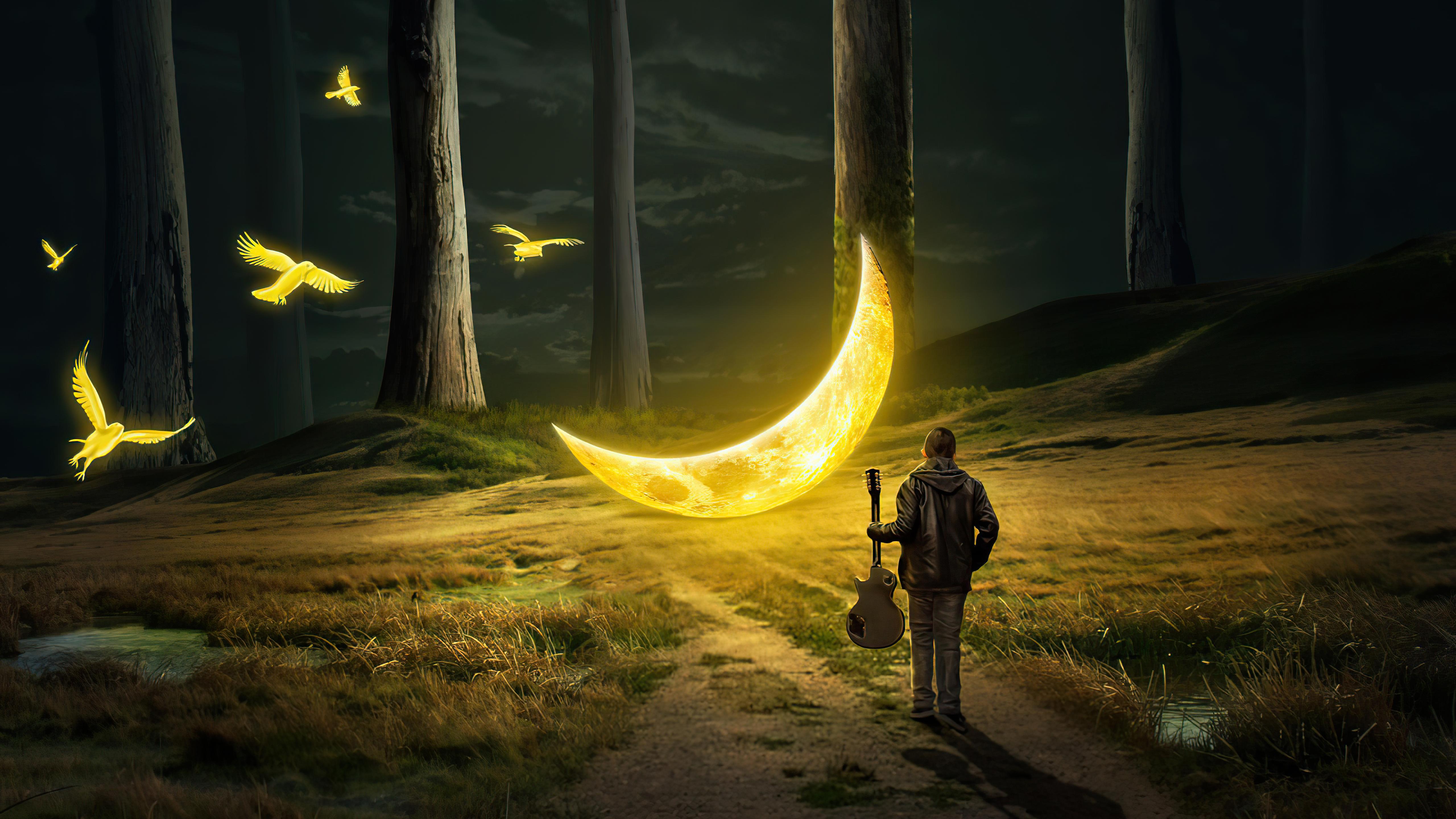 moon symphony 4k 1620166188 - Moon Symphony 4k - Moon Symphony 4k wallpapers