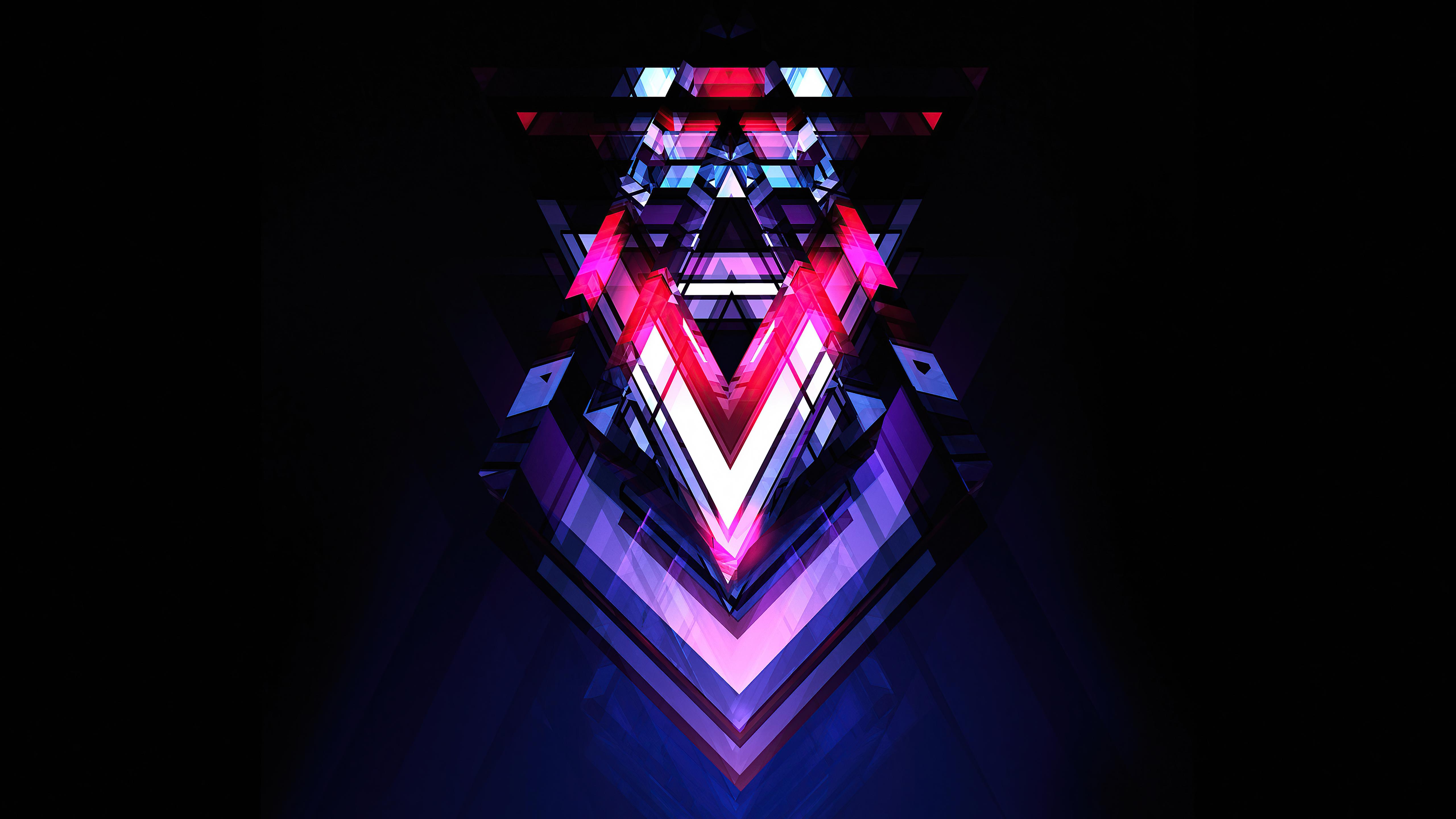 v diagonal abstract 4k 1620164317 - V Diagonal Abstract 4k - V Diagonal Abstract 4k wallpapers