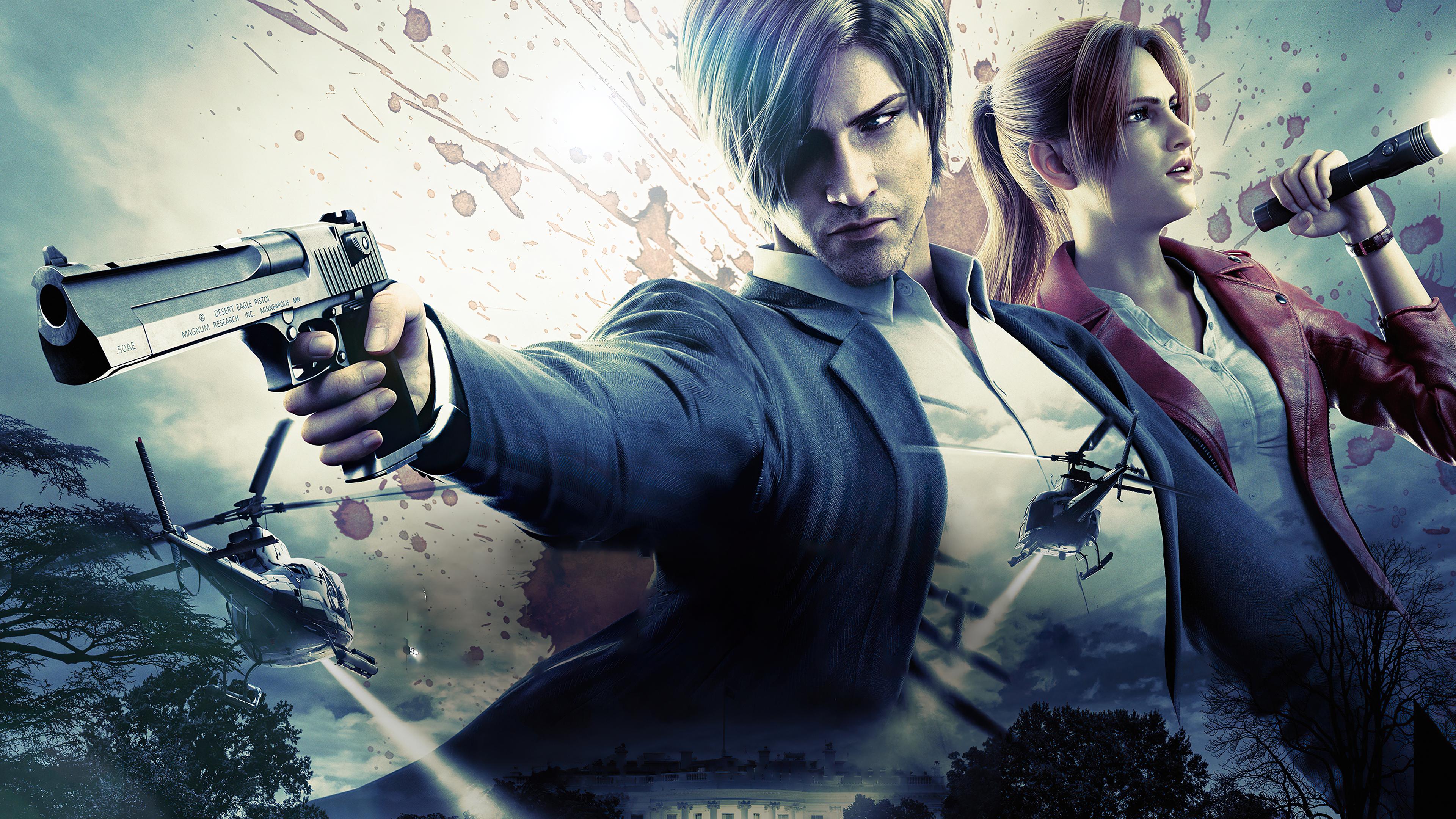 resident evil infinite darkness 4k 1626910842 - Resident Evil Infinite Darkness 4k - Resident Evil Infinite Darkness 4k wallpapers