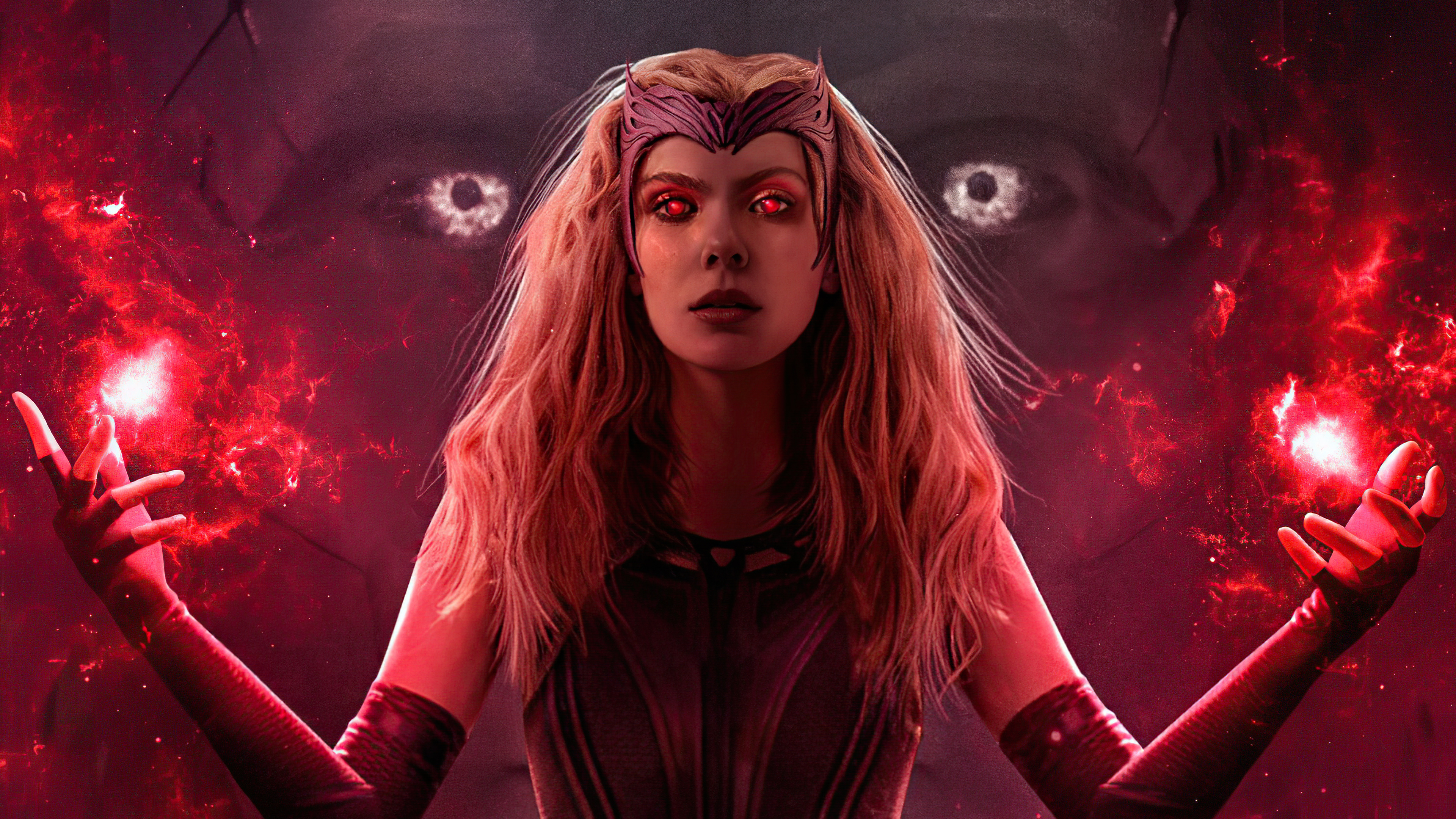 scarlet witch aka wanda vision 4k 1626910967 - Scarlet Witch Aka Wanda Vision 4k - Scarlet Witch Aka Wanda Vision 4k wallpapers