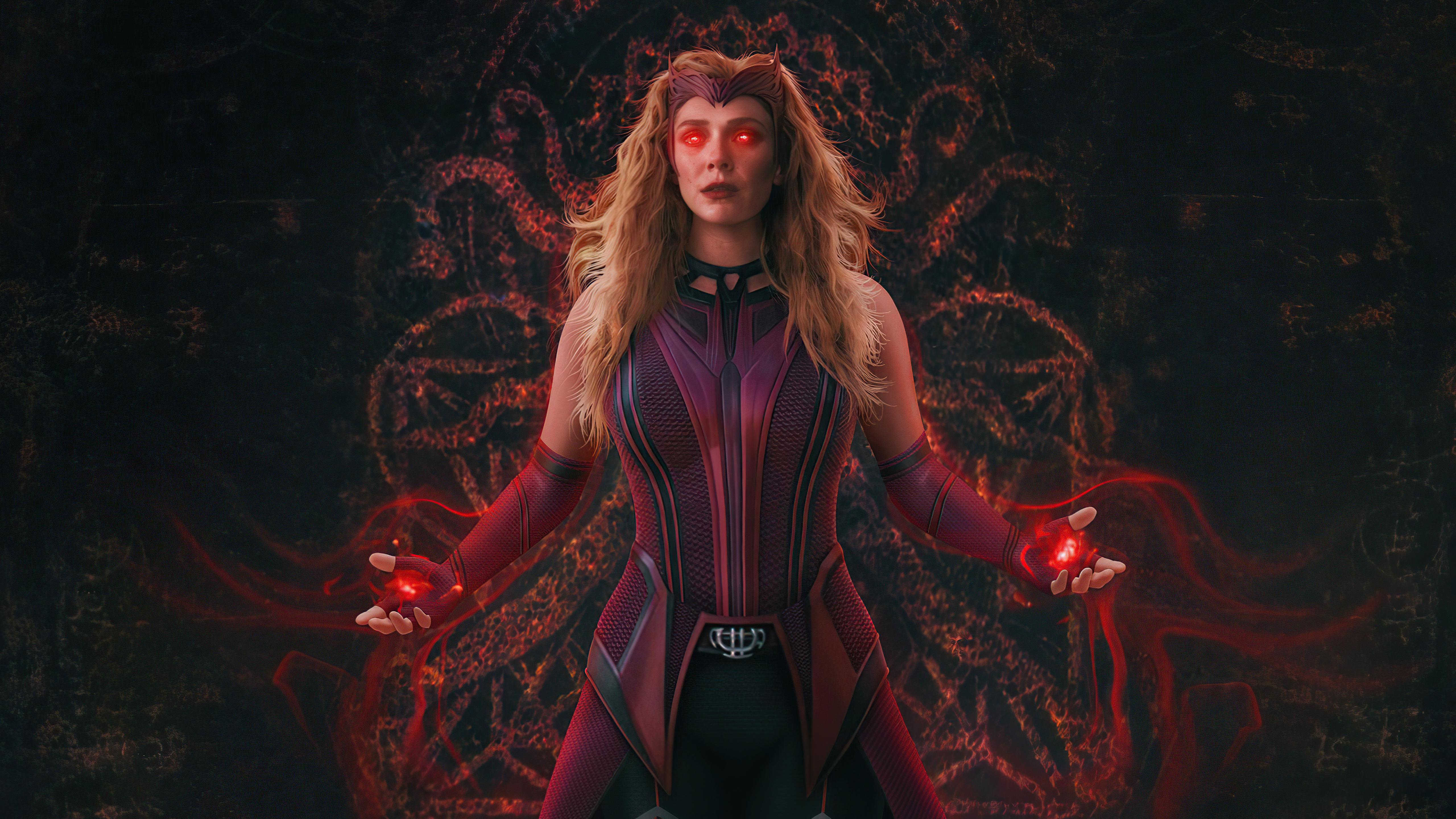 wanda vision scarlet witch 4k 1626910842 - Wanda Vision Scarlet Witch 4k - Wanda Vision Scarlet Witch 4k wallpapers
