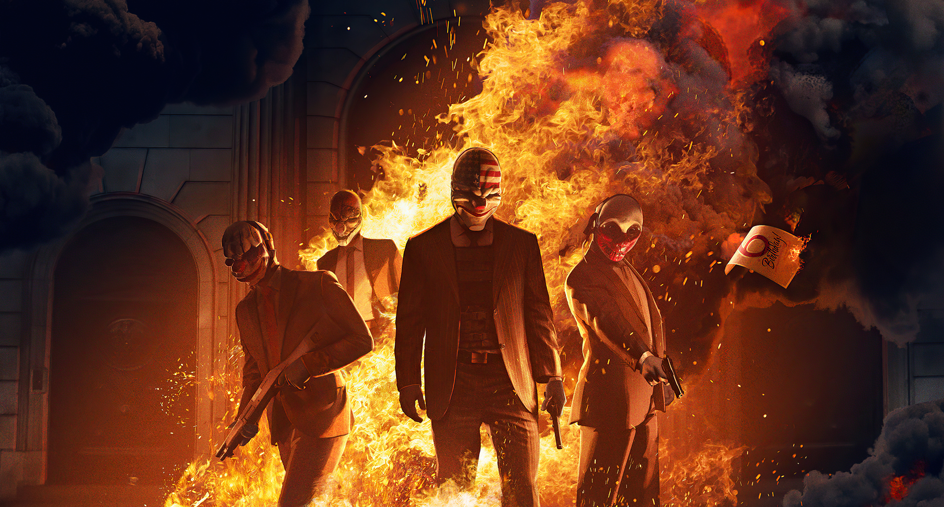 2021 payday 2 4k 1628453438 - 2021 Payday 2 4k - 2021 Payday 2 4k wallpapers