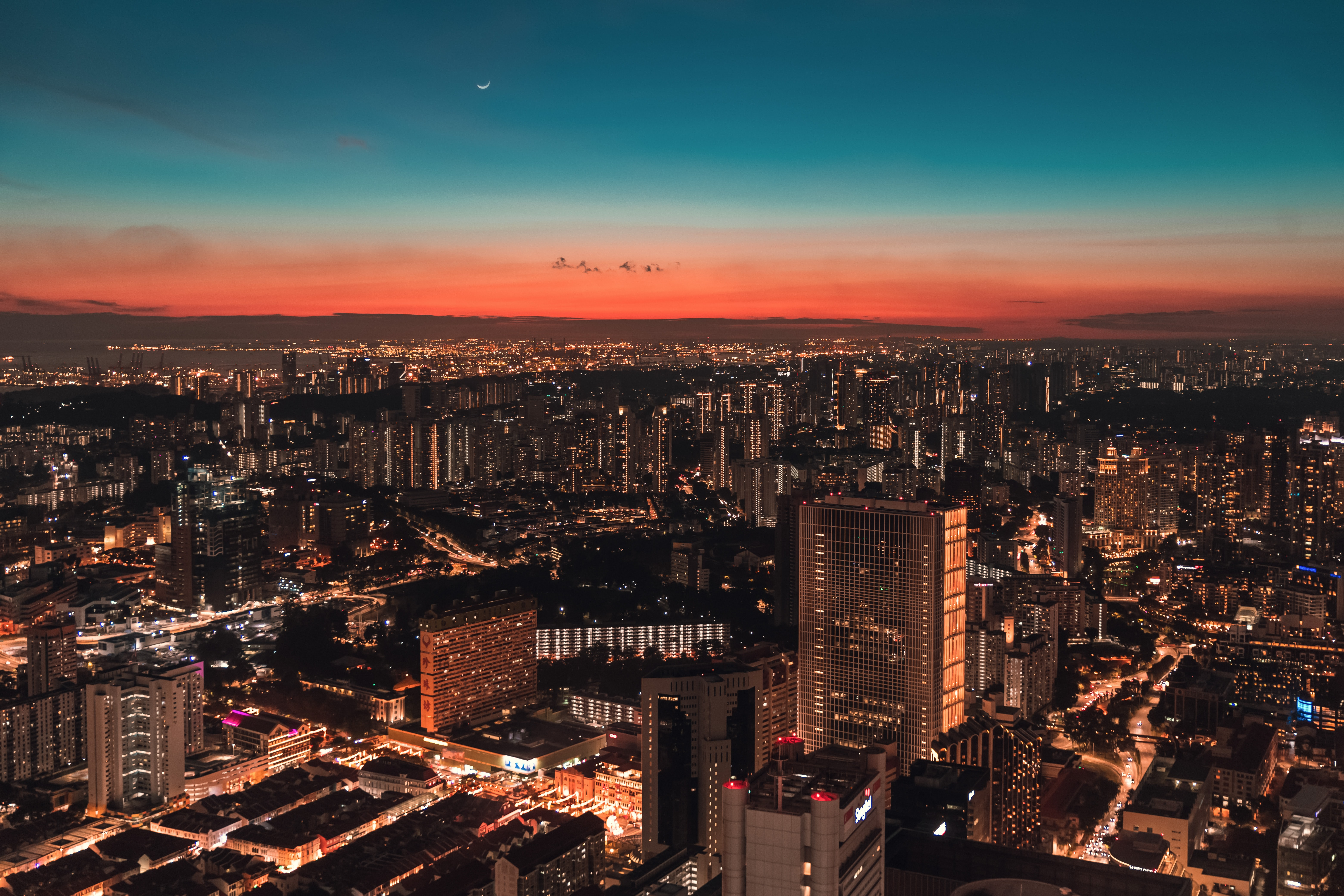 aerial view skyline of singapore 4k 1629228074 - Aerial View Skyline Of Singapore 4k - Aerial View Skyline Of Singapore wallpapers, Aerial View Skyline Of Singapore 4k wallpapers