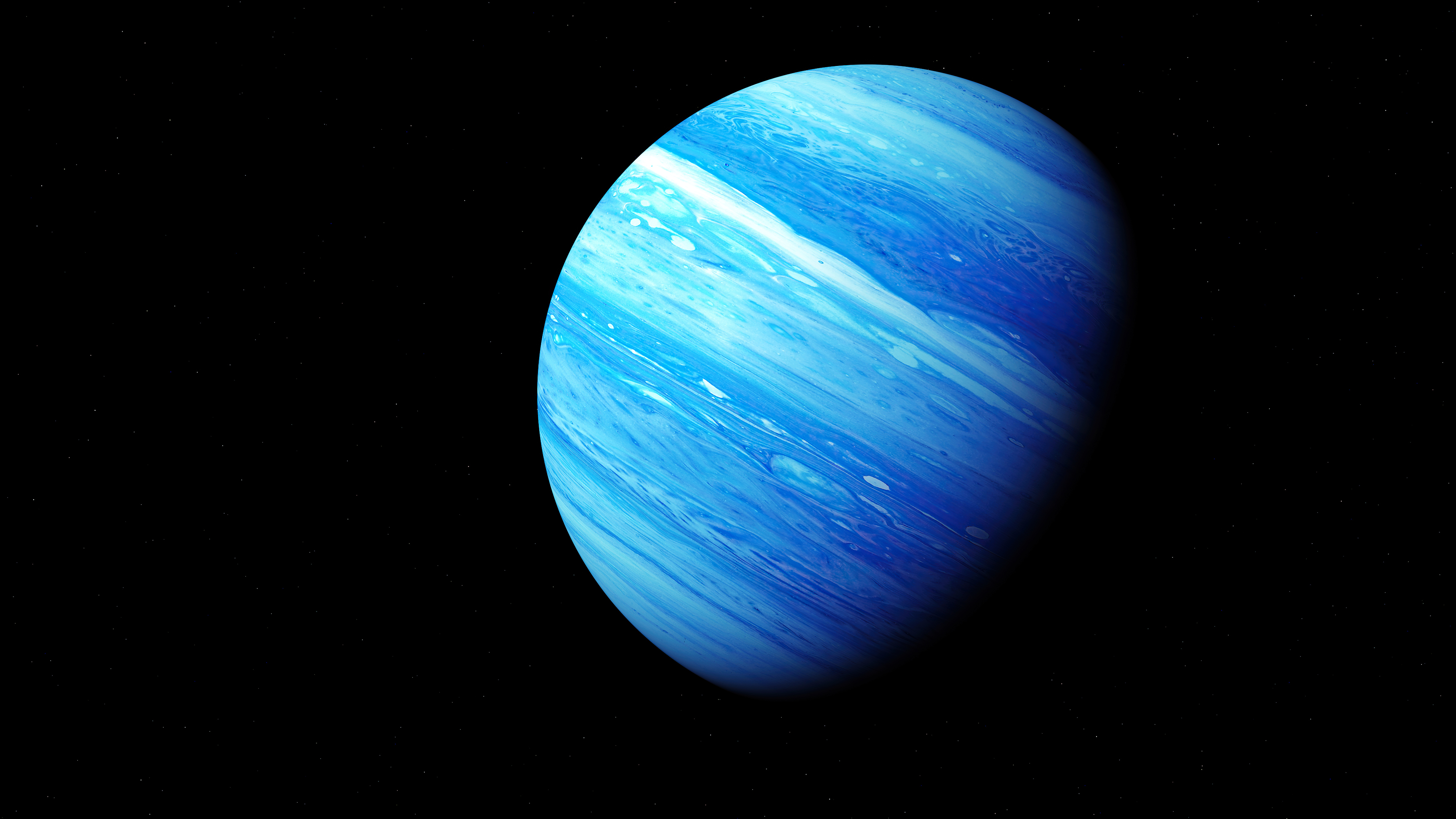 blue gas planet 4k 1629255909 - Blue Gas Planet 4k - Blue Gas Planet wallpapers, Blue Gas Planet 4k wallpapers
