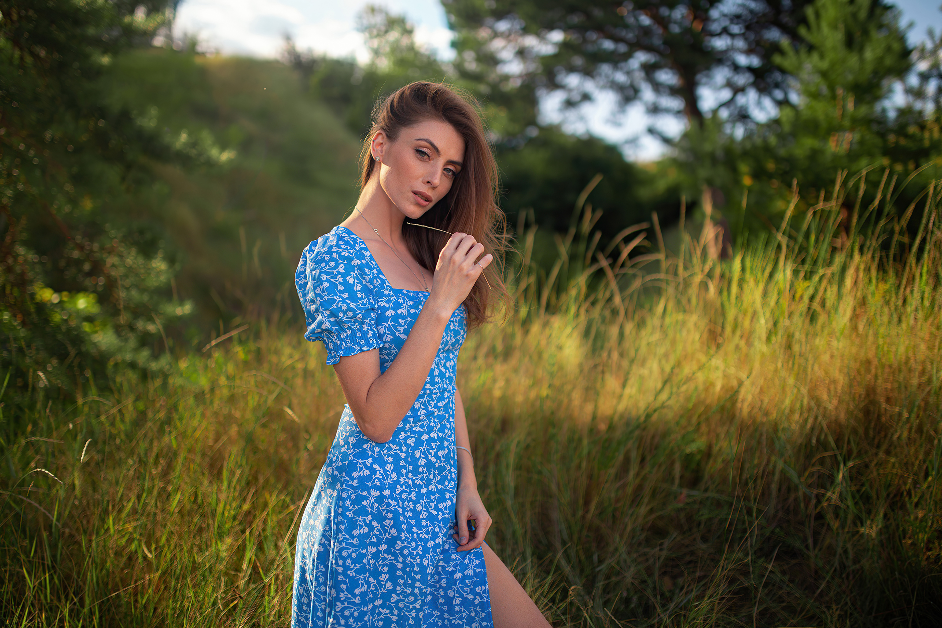 girl blue dress polka dot 4k 1629253986 - Girl Blue Dress Polka Dot 4k - Girl Blue Dress Polka Dot wallpapers, Girl Blue Dress Polka Dot 4k wallpapers