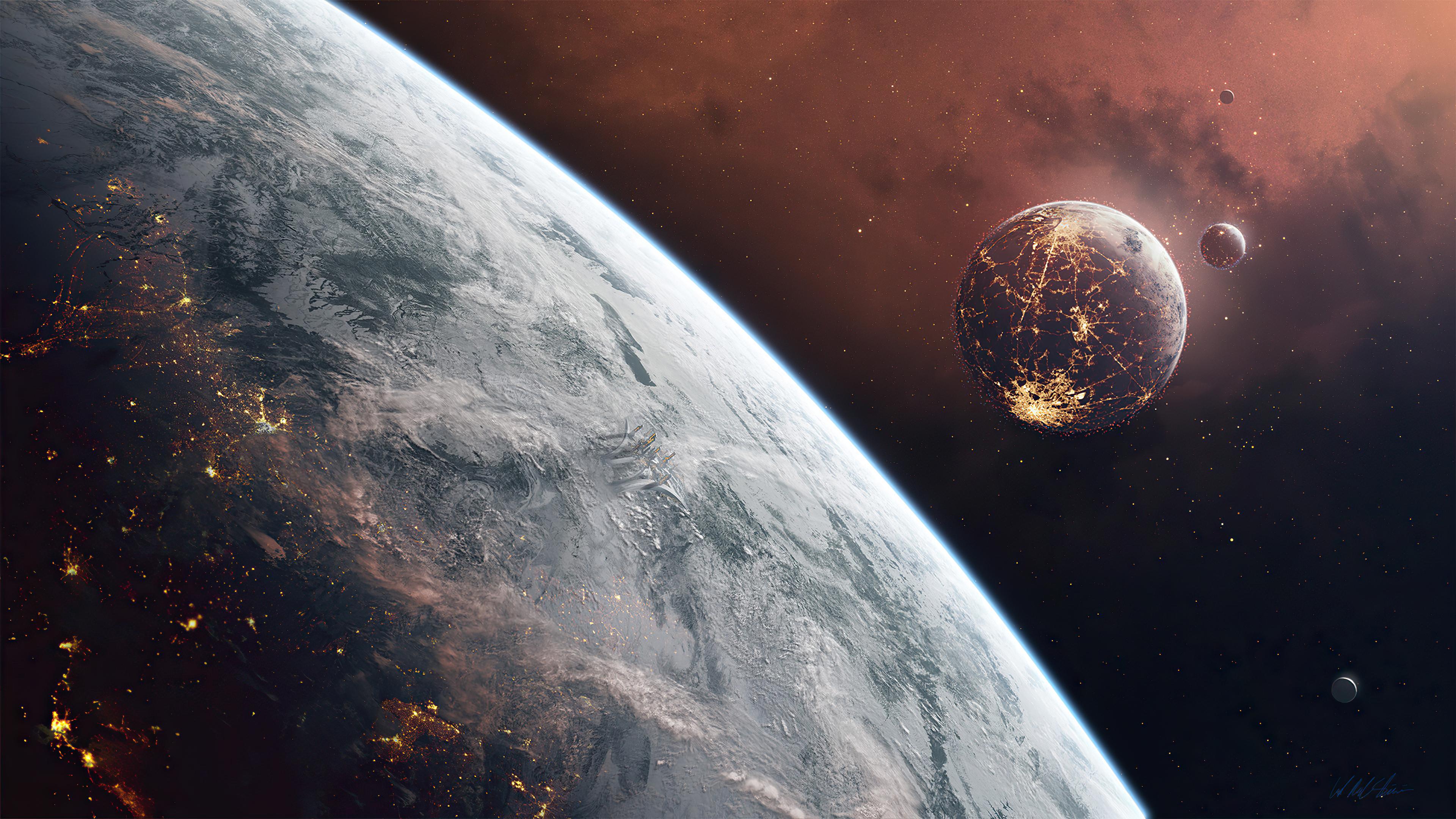 hades star space 4k 1629256768 - Hades Star Space 4k - Hades Star Space wallpapers, Hades Star Space 4k wallpapers