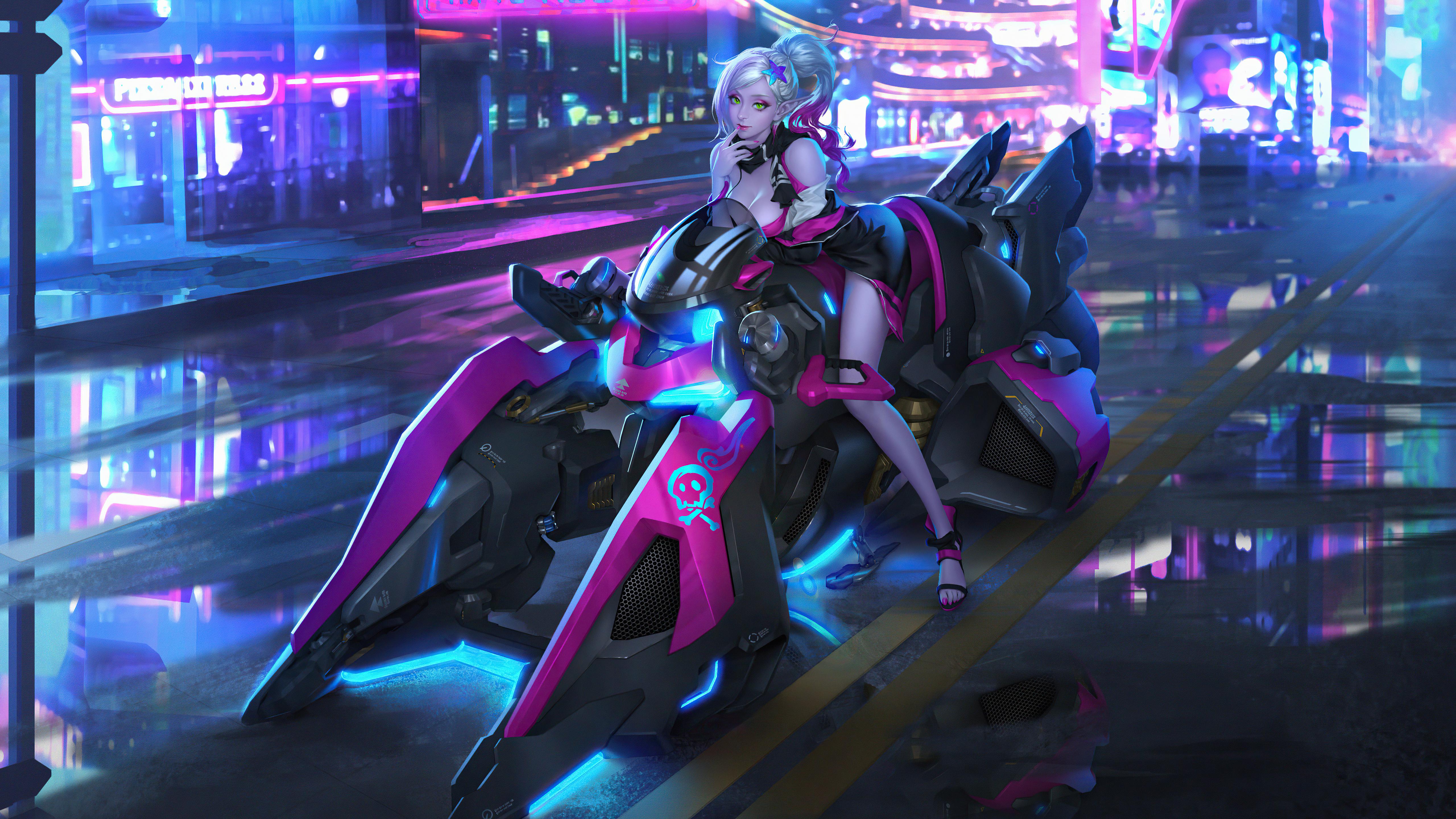 bich scifi ride 1630606984 - Bich Scifi Ride -