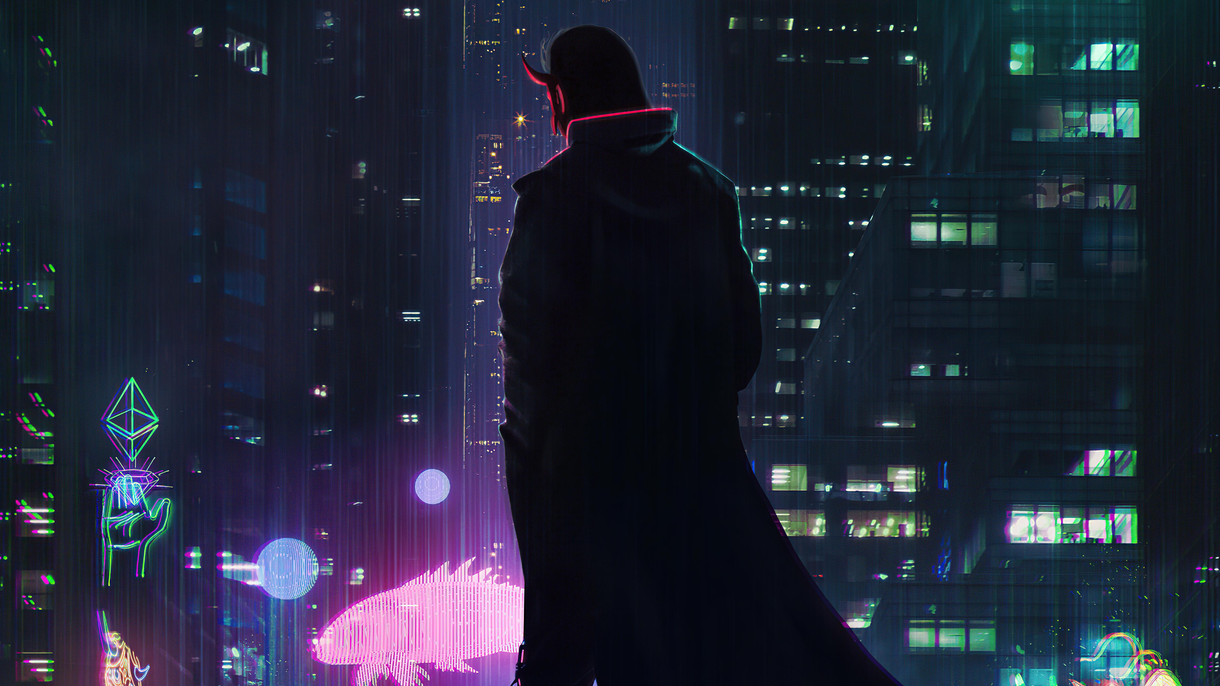 in cyber city cyberpunk 4k 1634170554 - In Cyber City Cyberpunk 4k - In Cyber City Cyberpunk wallpapers, In Cyber City Cyberpunk 4k wallpapers